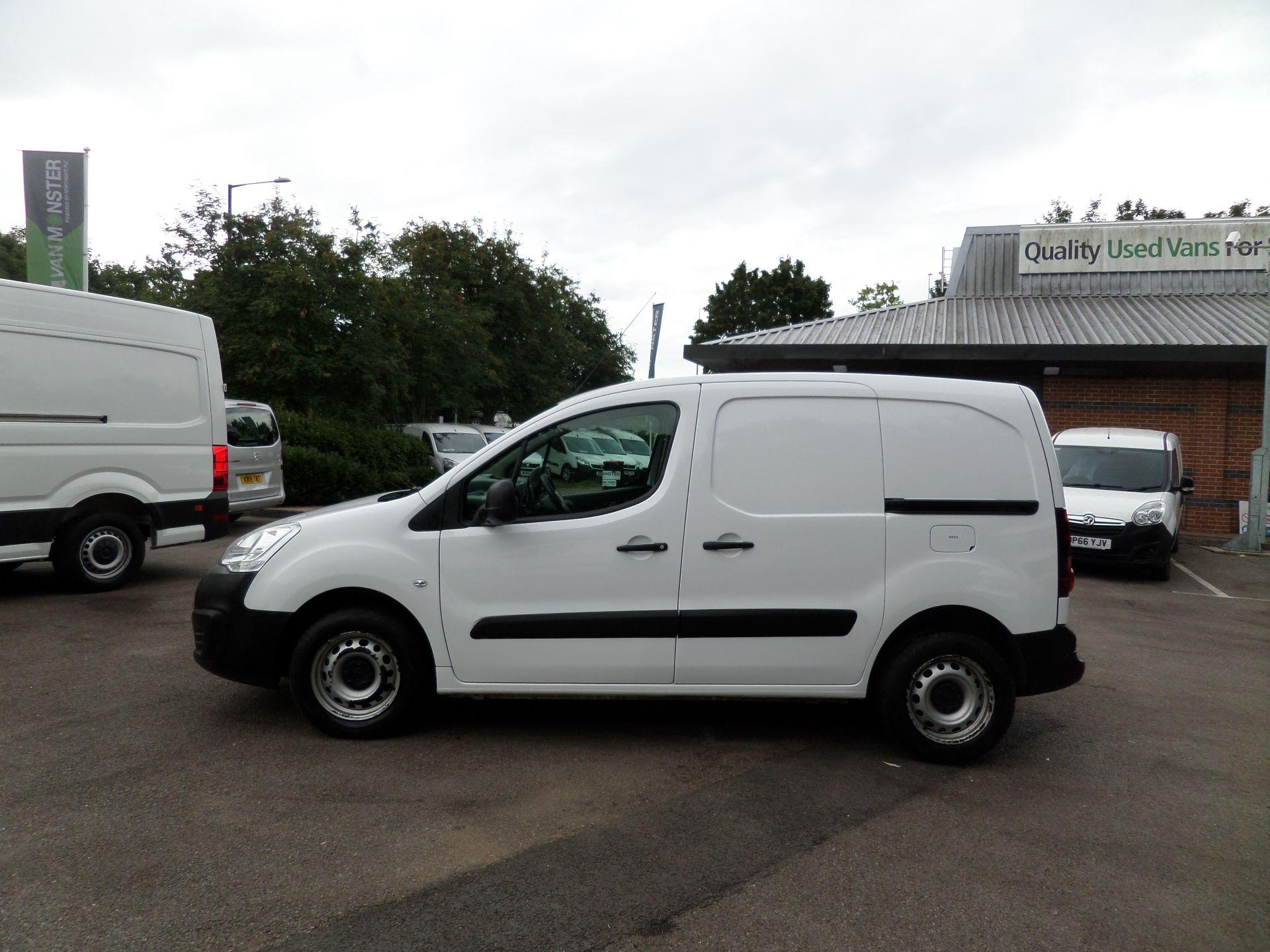 2016 Peugeot Partner 850 S 1.6 Hdi 92 Van [Sld] Euro 5 (NU66APO) Image 6