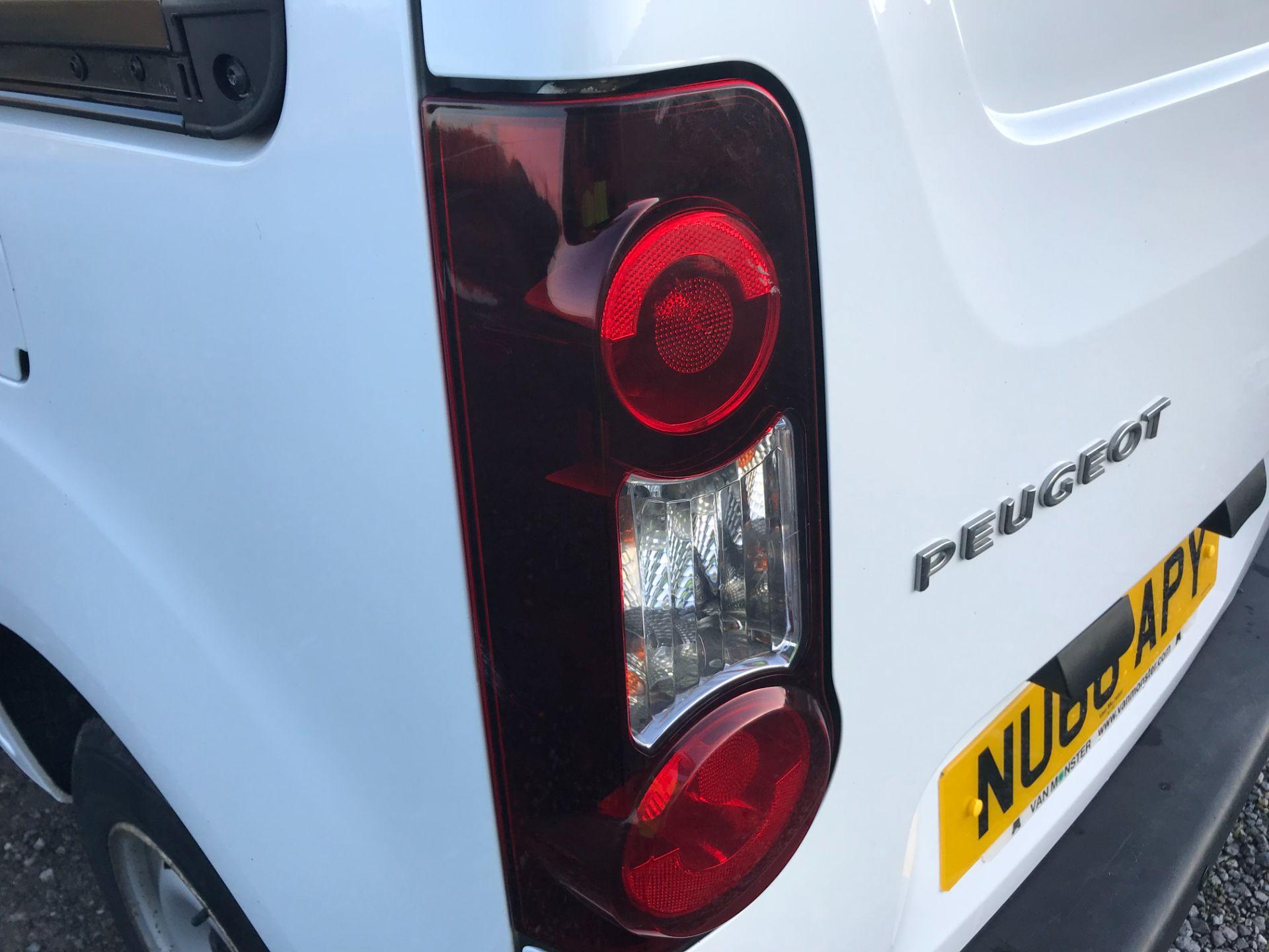 2016 Peugeot Partner 850 S 1.6 Hdi 92 Van [Sld] (NU66APY) Image 39
