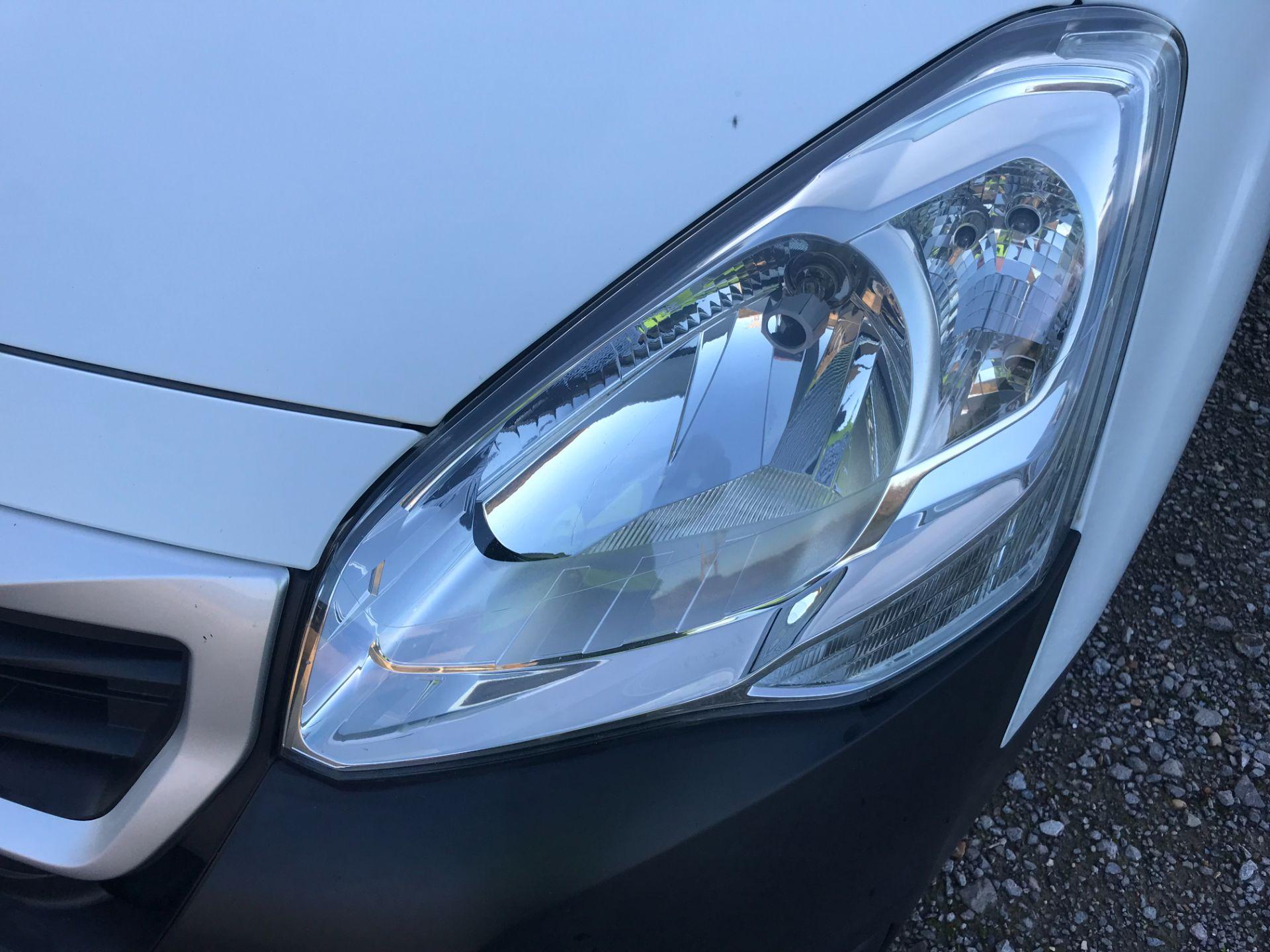 2016 Peugeot Partner 850 S 1.6 Hdi 92 Van [Sld] (NU66APY) Image 33