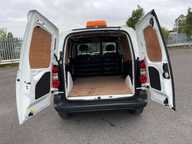 2016 Peugeot Partner 850 S 1.6 Hdi 92 Van [Sld] (NU66AVZ) Image 21
