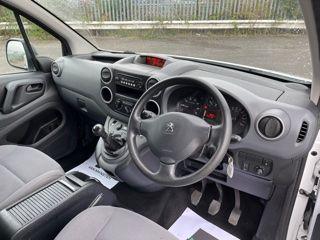 2016 Peugeot Partner 850 S 1.6 Hdi 92 Van [Sld] (NU66AVZ) Image 33