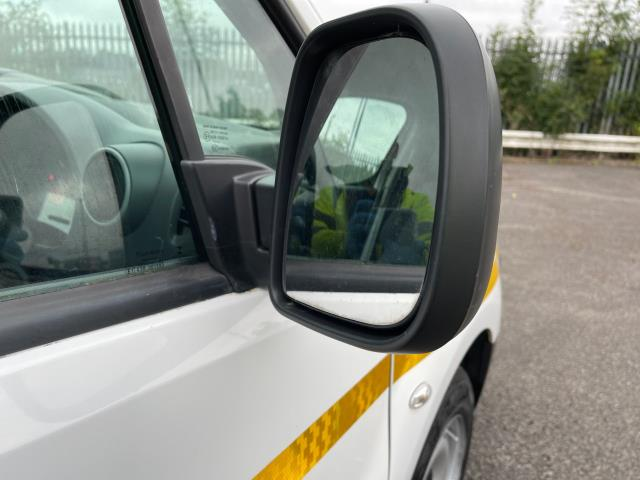 2016 Peugeot Partner 850 S 1.6 Hdi 92 Van [Sld] (NU66AVZ) Image 12