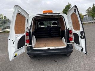 2016 Peugeot Partner 850 S 1.6 Hdi 92 Van [Sld] (NU66AVZ) Image 40