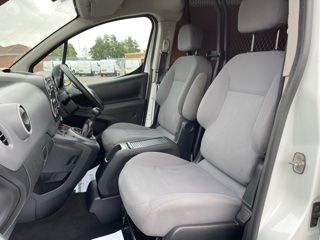 2016 Peugeot Partner 850 S 1.6 Hdi 92 Van [Sld] (NU66AVZ) Image 38
