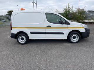 2016 Peugeot Partner 850 S 1.6 Hdi 92 Van [Sld] (NU66AVZ) Image 29