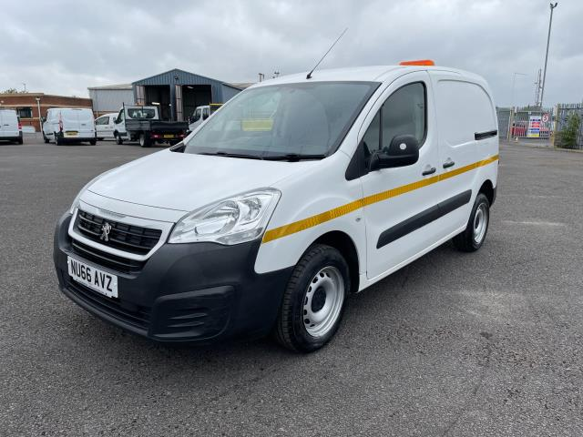 2016 Peugeot Partner 850 S 1.6 Hdi 92 Van [Sld] (NU66AVZ) Image 5