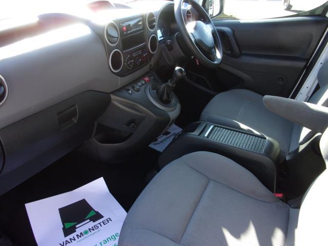 2016 Peugeot Partner 850 S 1.6 Hdi 92 Van [Sld] (NU66AWM) Image 13