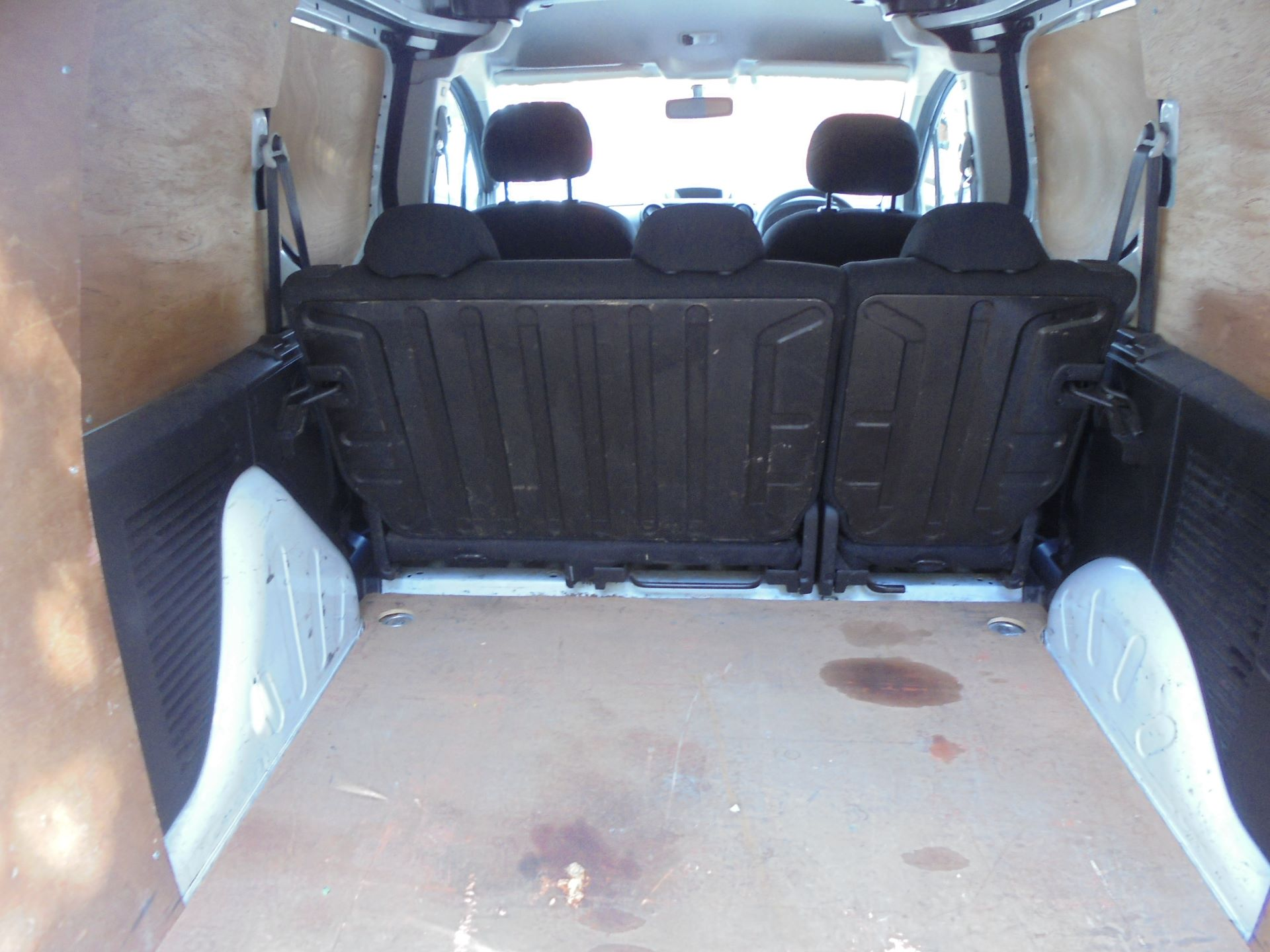2016 Peugeot Partner 715 S 1.6 Bluehdi 100 Crew Van (NU66AZX) Image 14