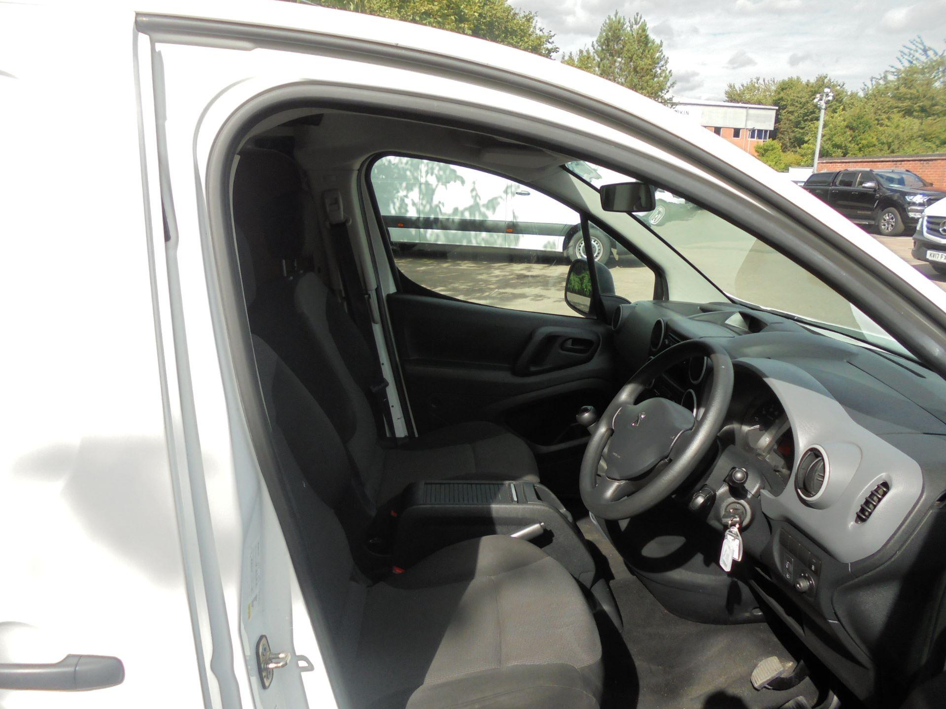 2016 Peugeot Partner 715 S 1.6 Bluehdi 100 Crew Van (NU66AZX) Image 5
