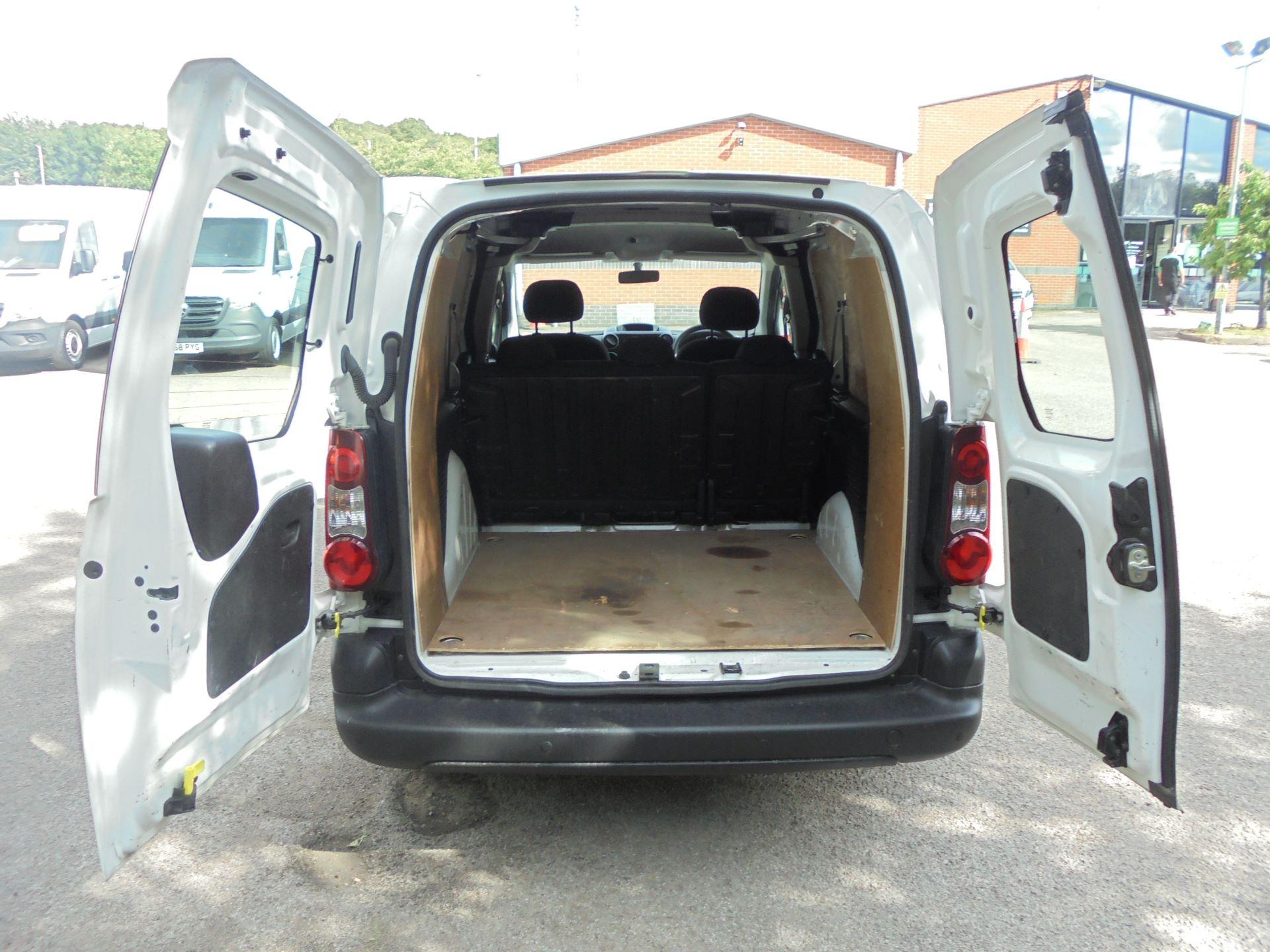 2016 Peugeot Partner 715 S 1.6 Bluehdi 100 Crew Van (NU66AZX) Image 13