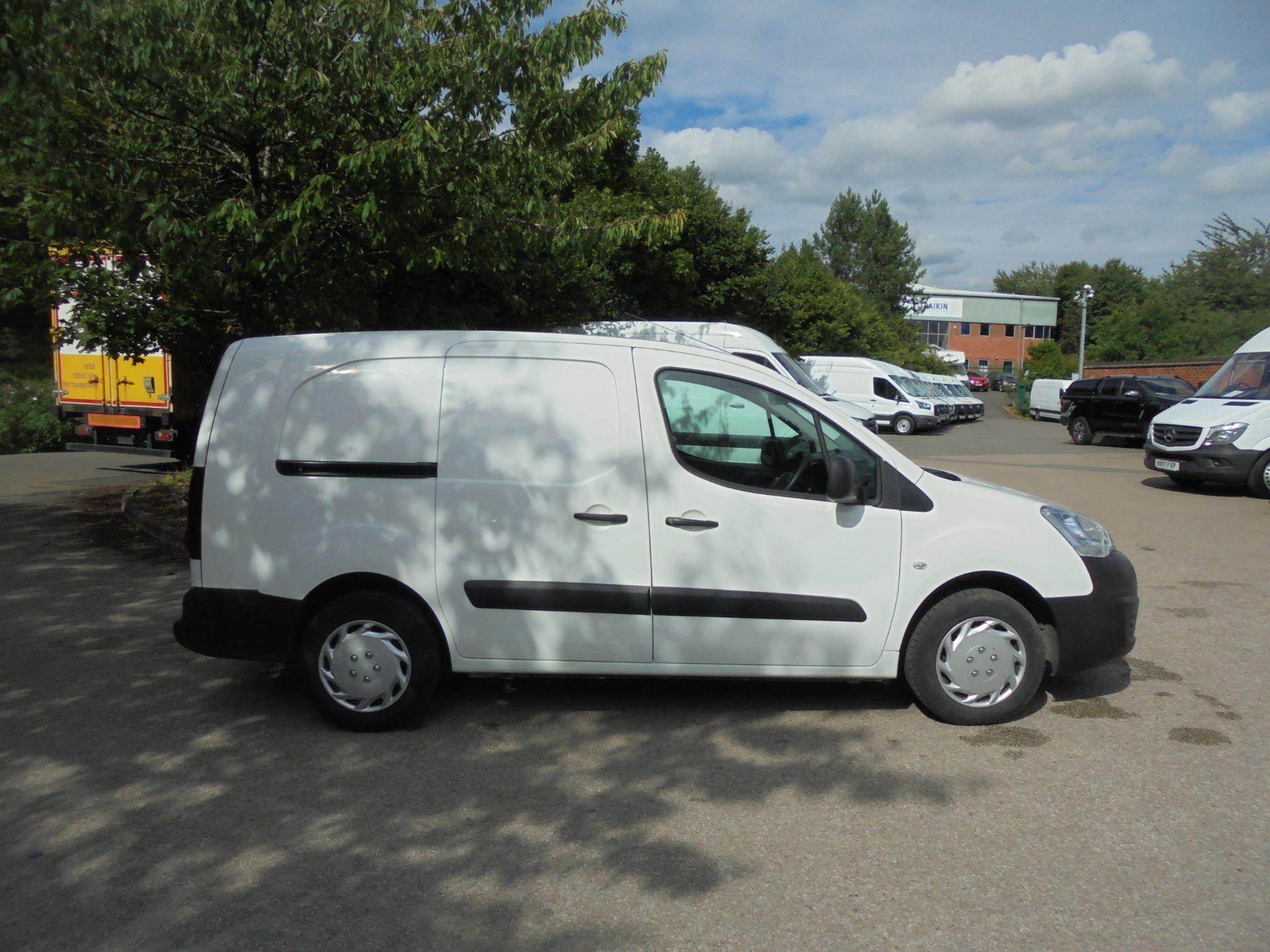 2016 Peugeot Partner 715 S 1.6 Bluehdi 100 Crew Van (NU66AZX) Image 4