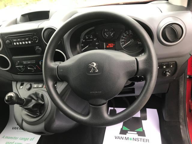 2016 Peugeot Partner L1 850 1.6 BLUEHDI 100 (NON S/S) EURO 6 (NU66BWC) Image 26