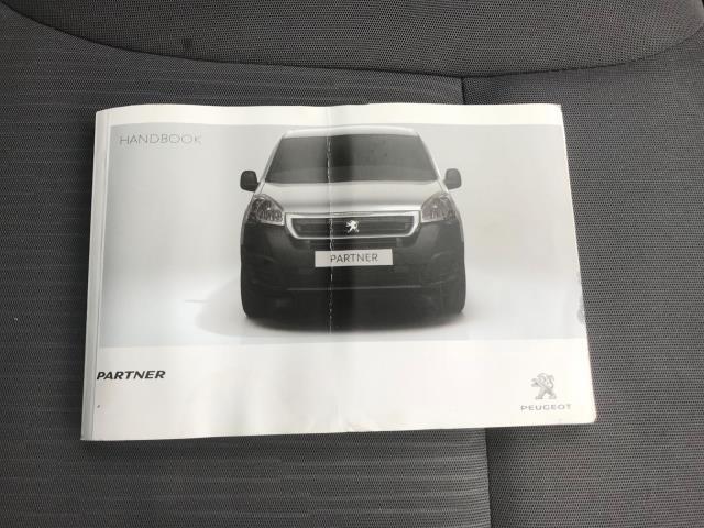 2016 Peugeot Partner L1 850 1.6 BLUEHDI 100 (NON S/S) EURO 6 (NU66BWC) Image 36