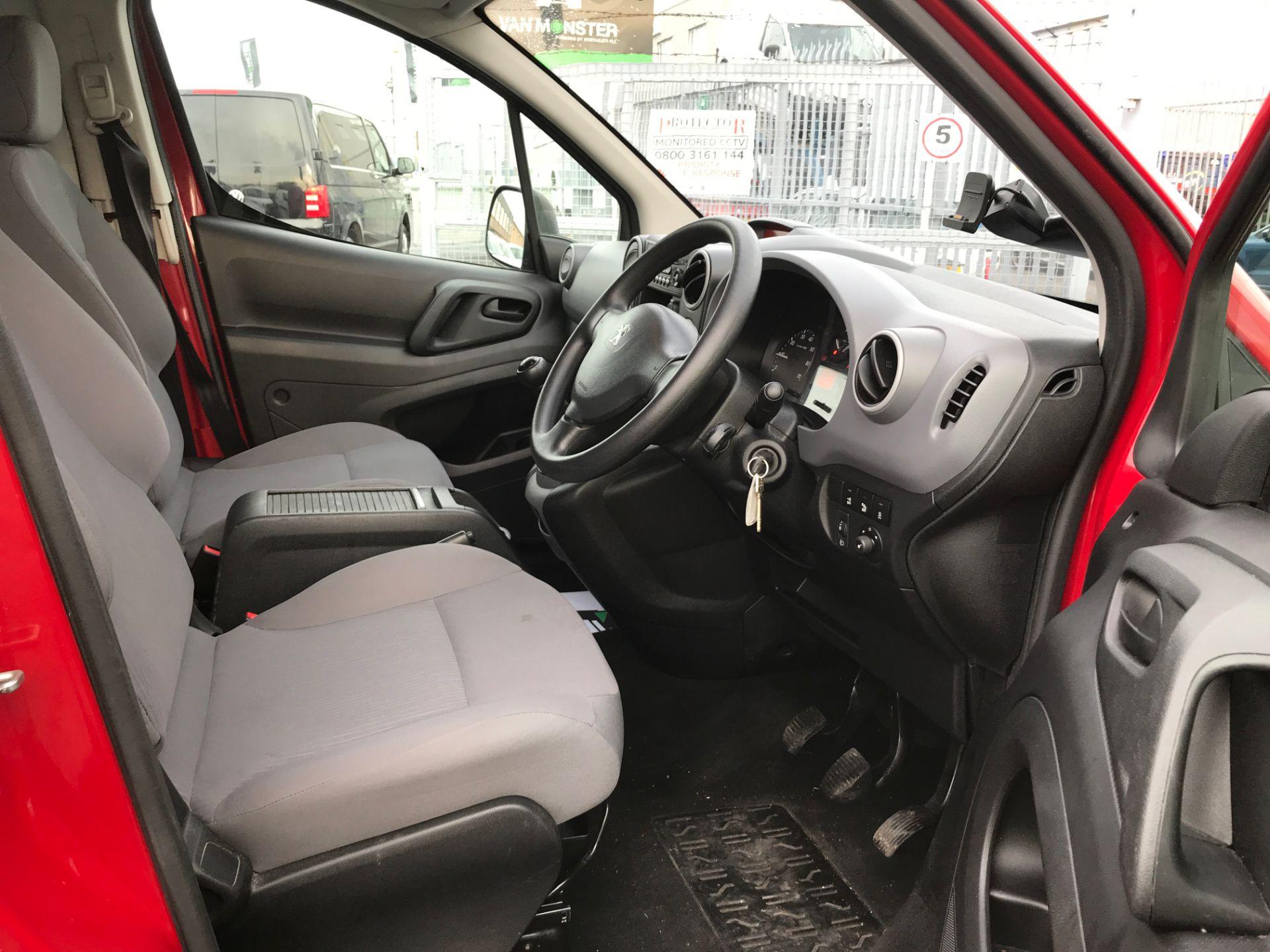 2016 Peugeot Partner L1 850 1.6BLUEHDI PROFESSIONAL 100PS EURO 6 (NU66BWE) Image 2