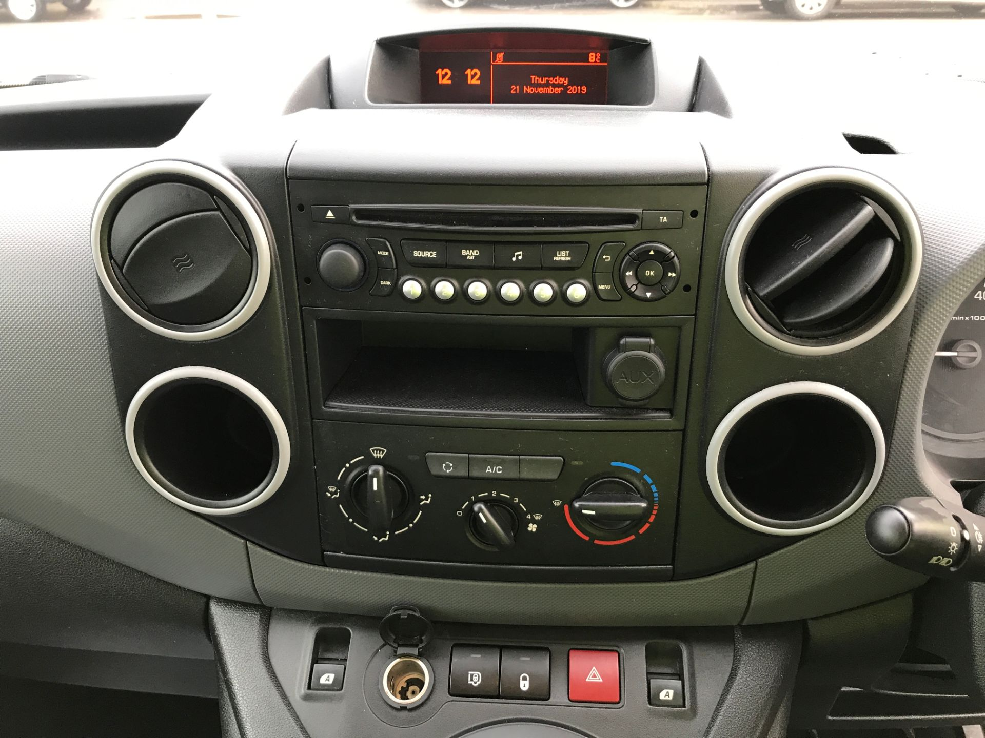2016 Peugeot Partner L1 850 1.6BLUEHDI PROFESSIONAL 100PS EURO 6 (NU66BWE) Image 3