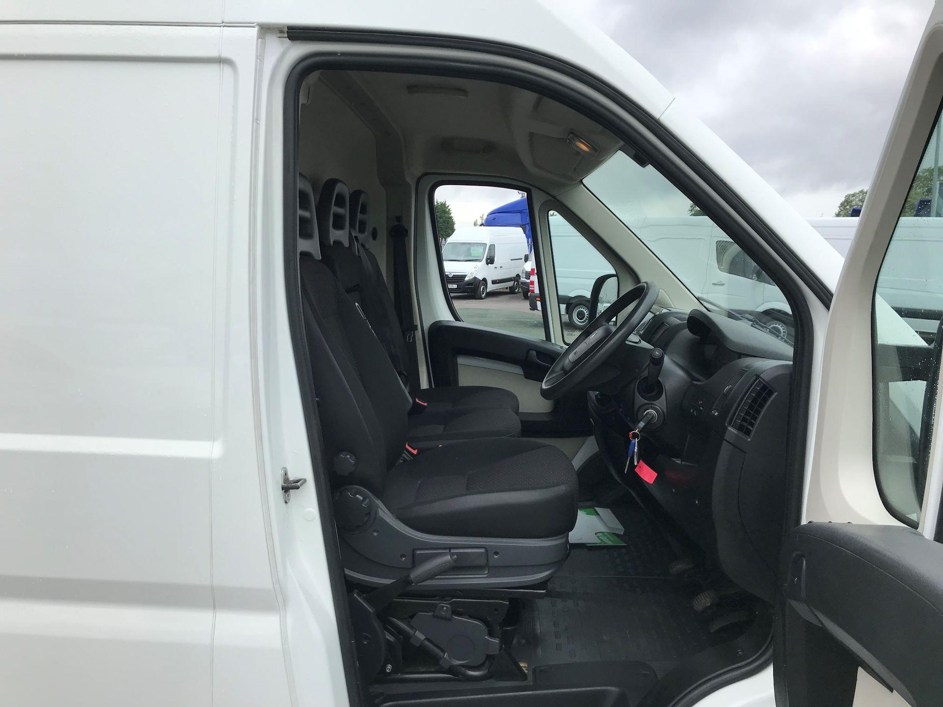 2016 Peugeot Boxer 2.2 Hdi H2 Van 130Ps (NU66GDX) Image 12