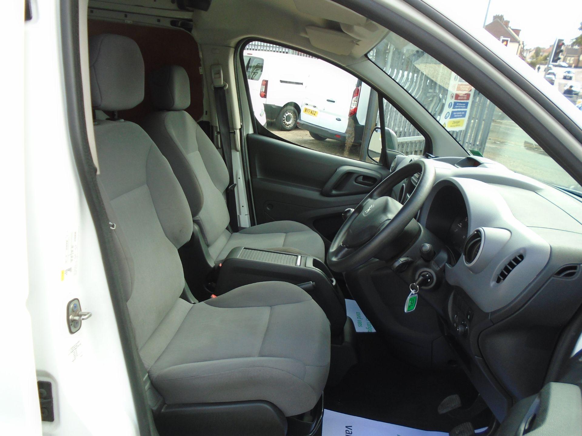 2016 Peugeot Partner 715 S 1.6 Hdi 92 Crew Van (NU66GHB) Image 20