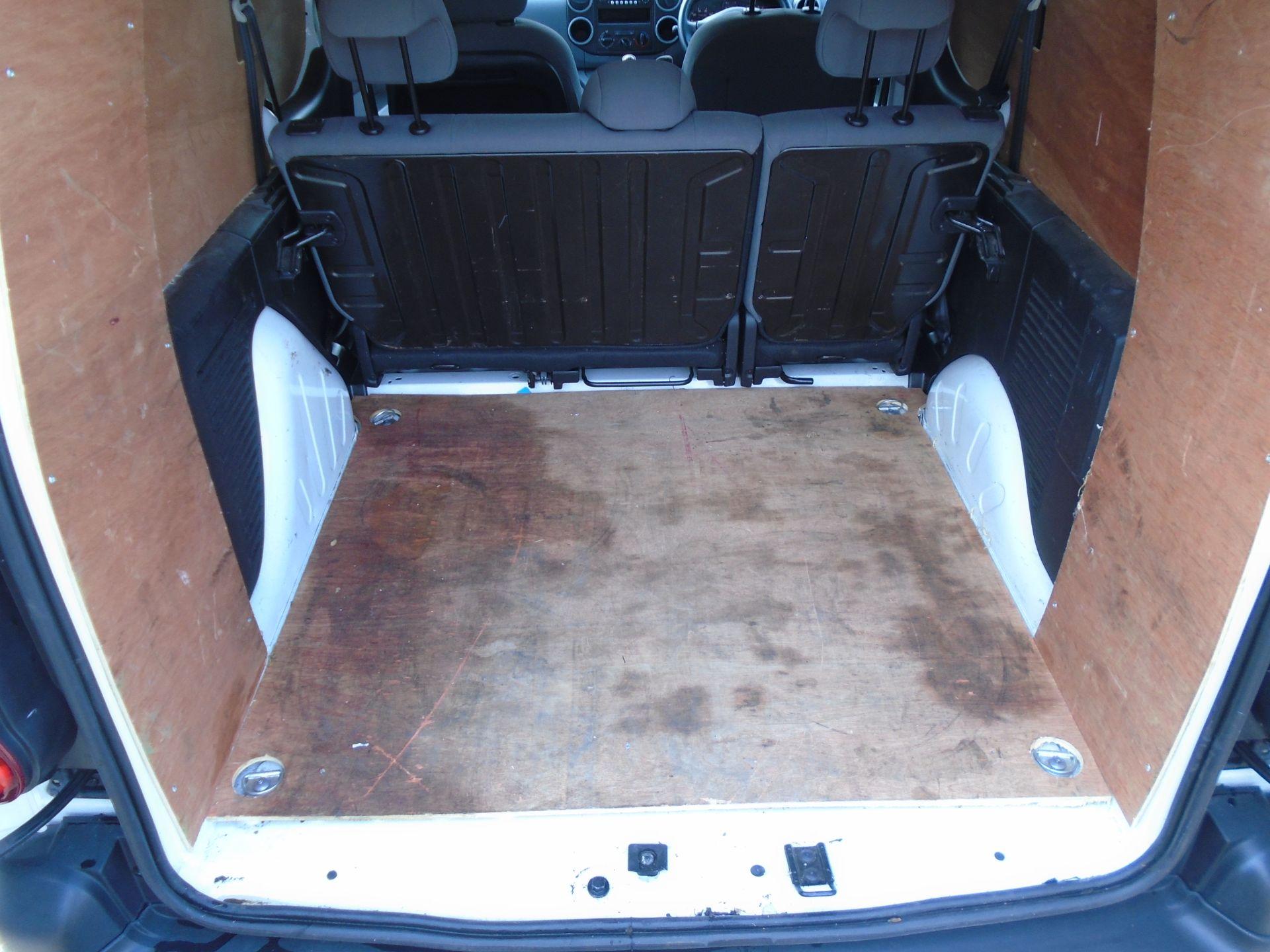 2016 Peugeot Partner 715 S 1.6 Hdi 92 Crew Van (NU66GHB) Image 11
