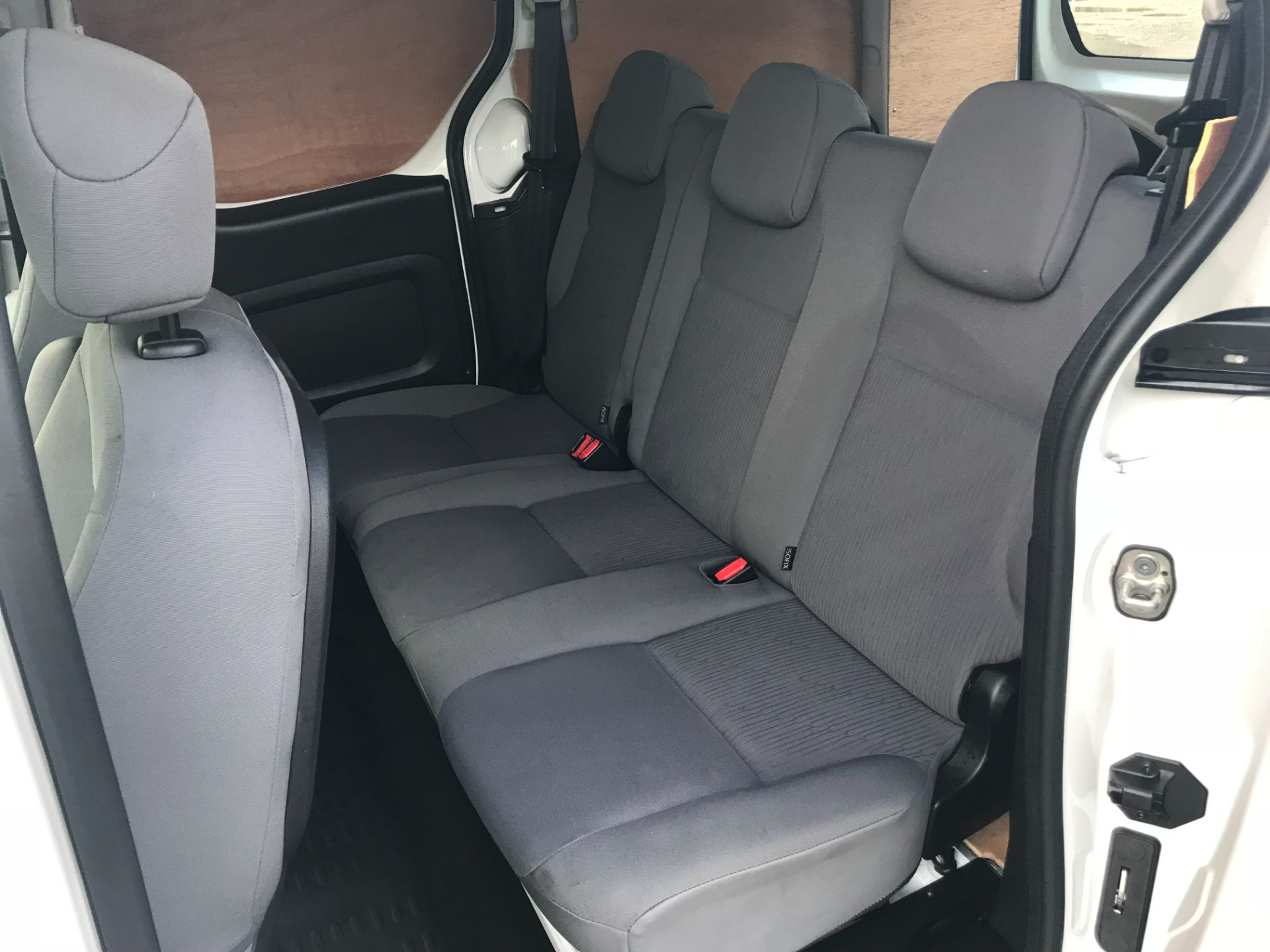 2016 Peugeot Partner 715 S 1.6 Hdi 92 Crew Van (NU66GHZ) Image 13