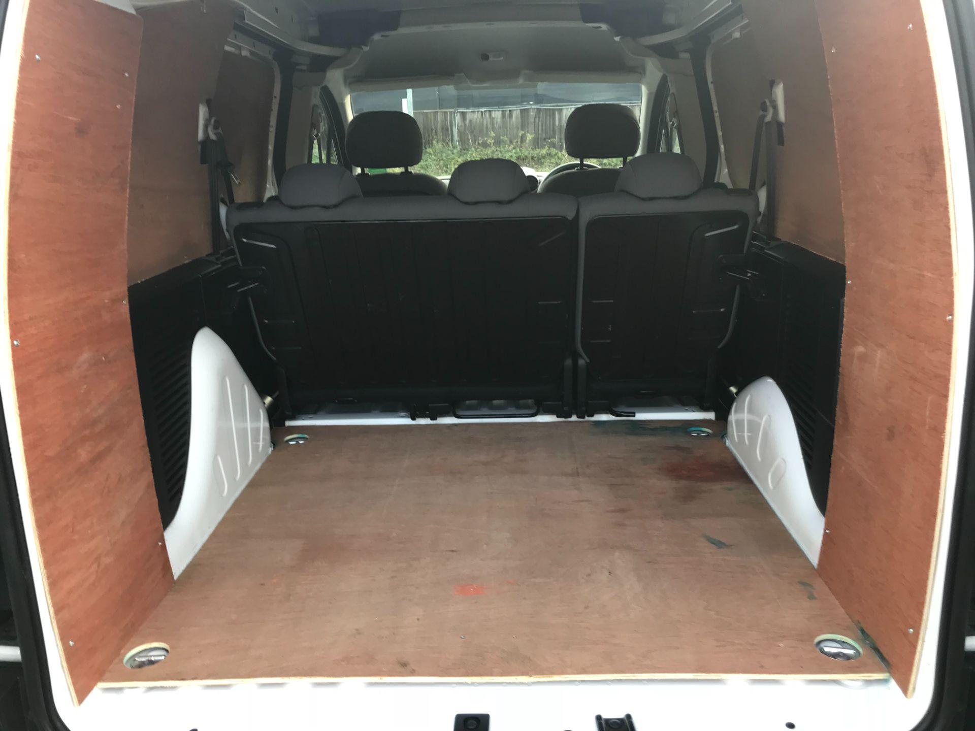 2016 Peugeot Partner 715 S 1.6 Hdi 92 Crew Van (NU66GHZ) Image 12