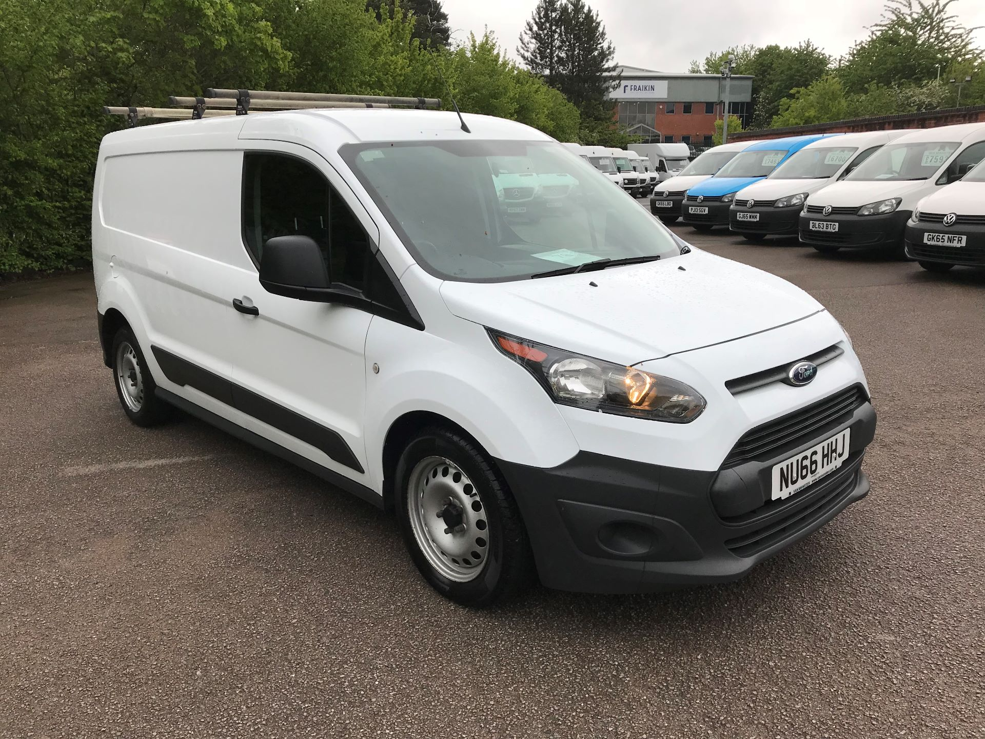 2016 Ford Transit Connect 1.5 Tdci 100Ps Van (NU66HHJ)