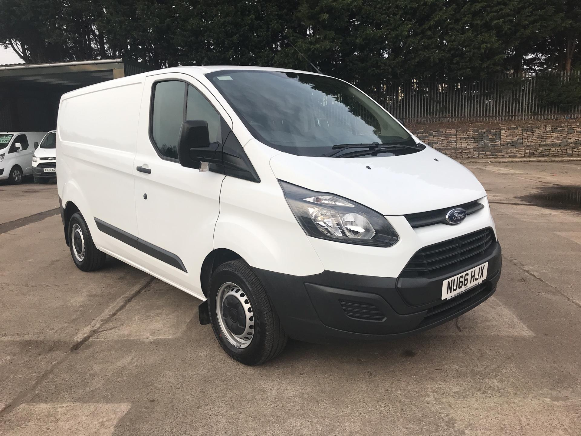 2016 Ford Transit Custom 290 L1 DIESEL FWD 2.2 TDCI 100PS LOW ROOF VAN EURO 5 (NU66HJX)