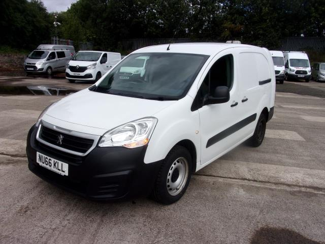 2016 Peugeot Partner L2 715 S 1.6 HDI 100PS CREW VAN EURO 6 *LIMITED TO 67MPH* (NU66KLL) Image 14