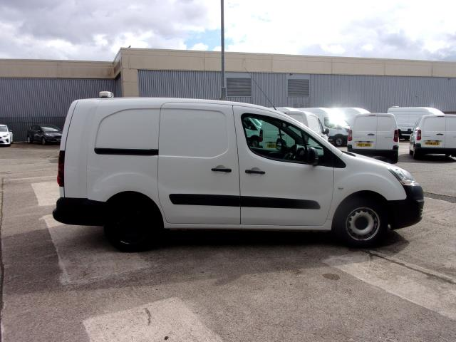 2016 Peugeot Partner L2 715 S 1.6 HDI 100PS CREW VAN EURO 6 *LIMITED TO 67MPH* (NU66KLL) Image 8