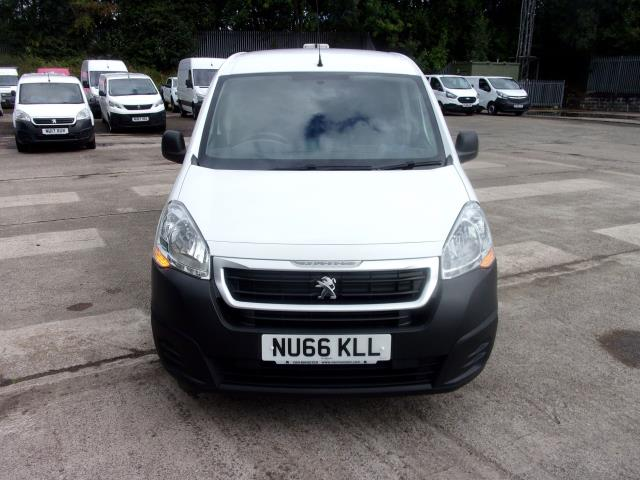 2016 Peugeot Partner L2 715 S 1.6 HDI 100PS CREW VAN EURO 6 *LIMITED TO 67MPH* (NU66KLL) Image 15