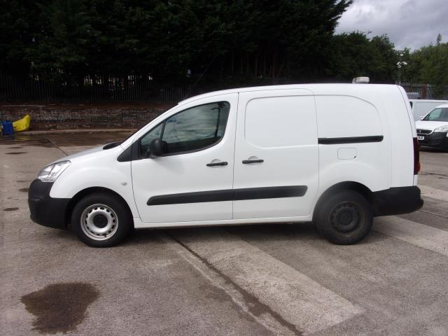2016 Peugeot Partner L2 715 S 1.6 HDI 100PS CREW VAN EURO 6 *LIMITED TO 67MPH* (NU66KLL) Image 12