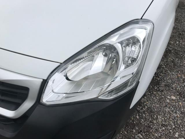 2016 Peugeot Partner L2 715 S 1.6 92PS CREW VAN EURO 5 (NU66KME) Image 21