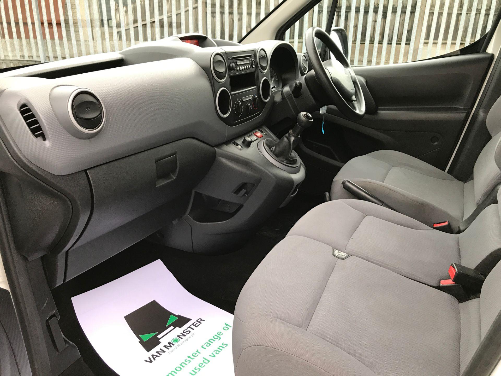 2016 Peugeot Partner L1 850 SE 1.6HDI 92PS  EURO 5 (NU66KWM) Image 12