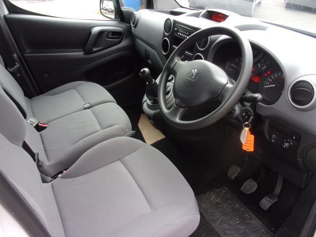 2016 Peugeot Partner L1 850 SE 1.6 HDI 92PS VAN EURO 5 (NU66KWX) Image 2