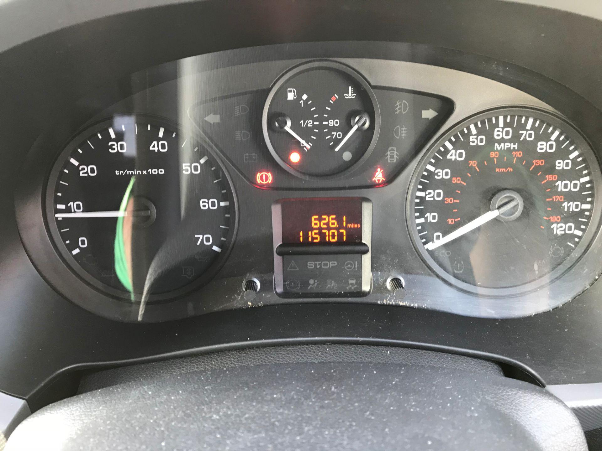 2016 Peugeot Partner L1 850 S 1.6 92PS [SLD] EURO 5 (NU66NKJ) Image 16