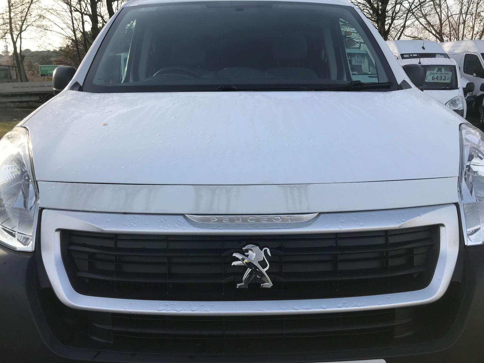 2016 Peugeot Partner L1 850 S 1.6 92PS [SLD] EURO 5 (NU66NKP) Image 12