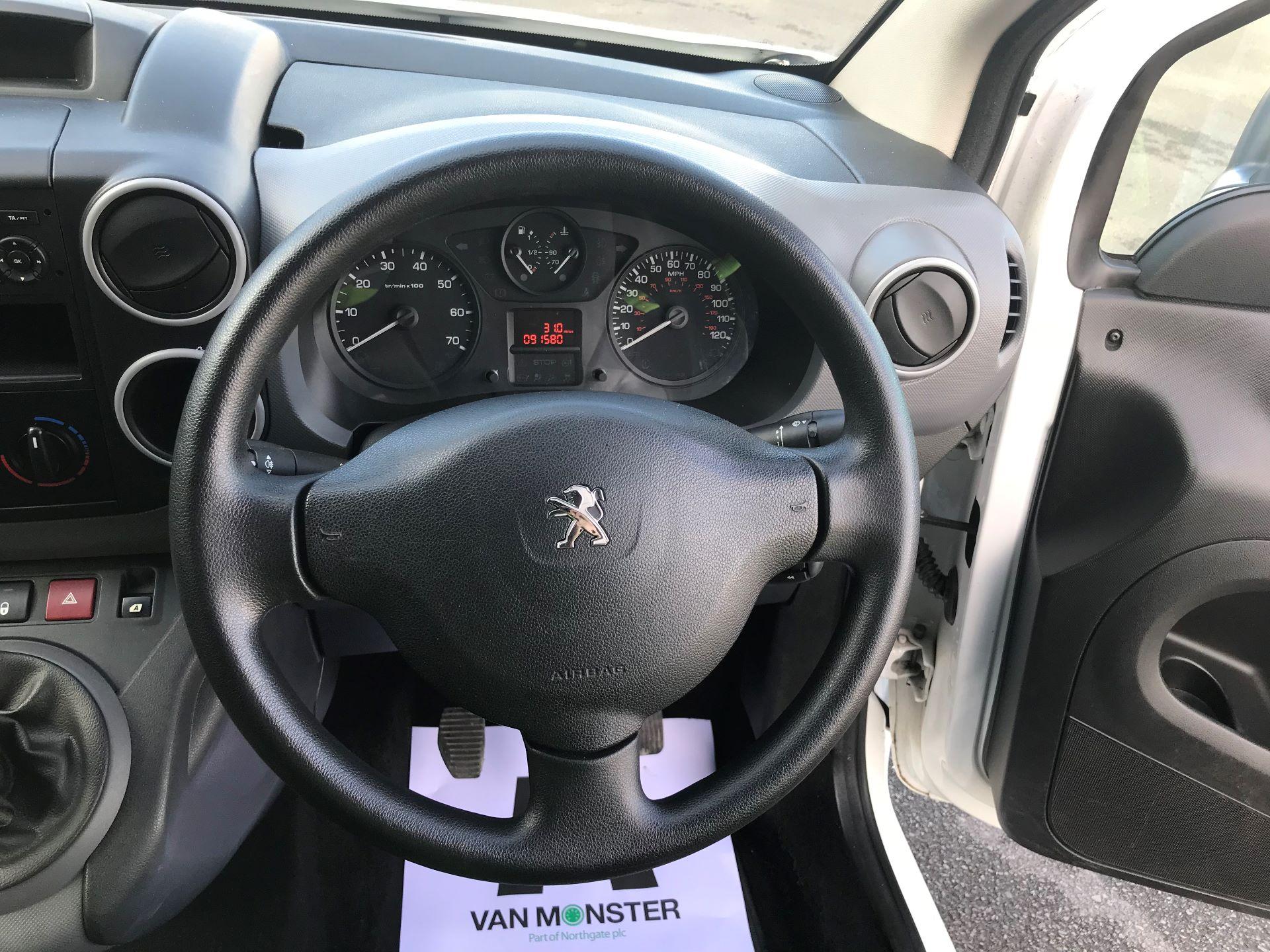 2016 Peugeot Partner L1 850 S 1.6 92PS [SLD] EURO 5 (NU66NVC) Image 20