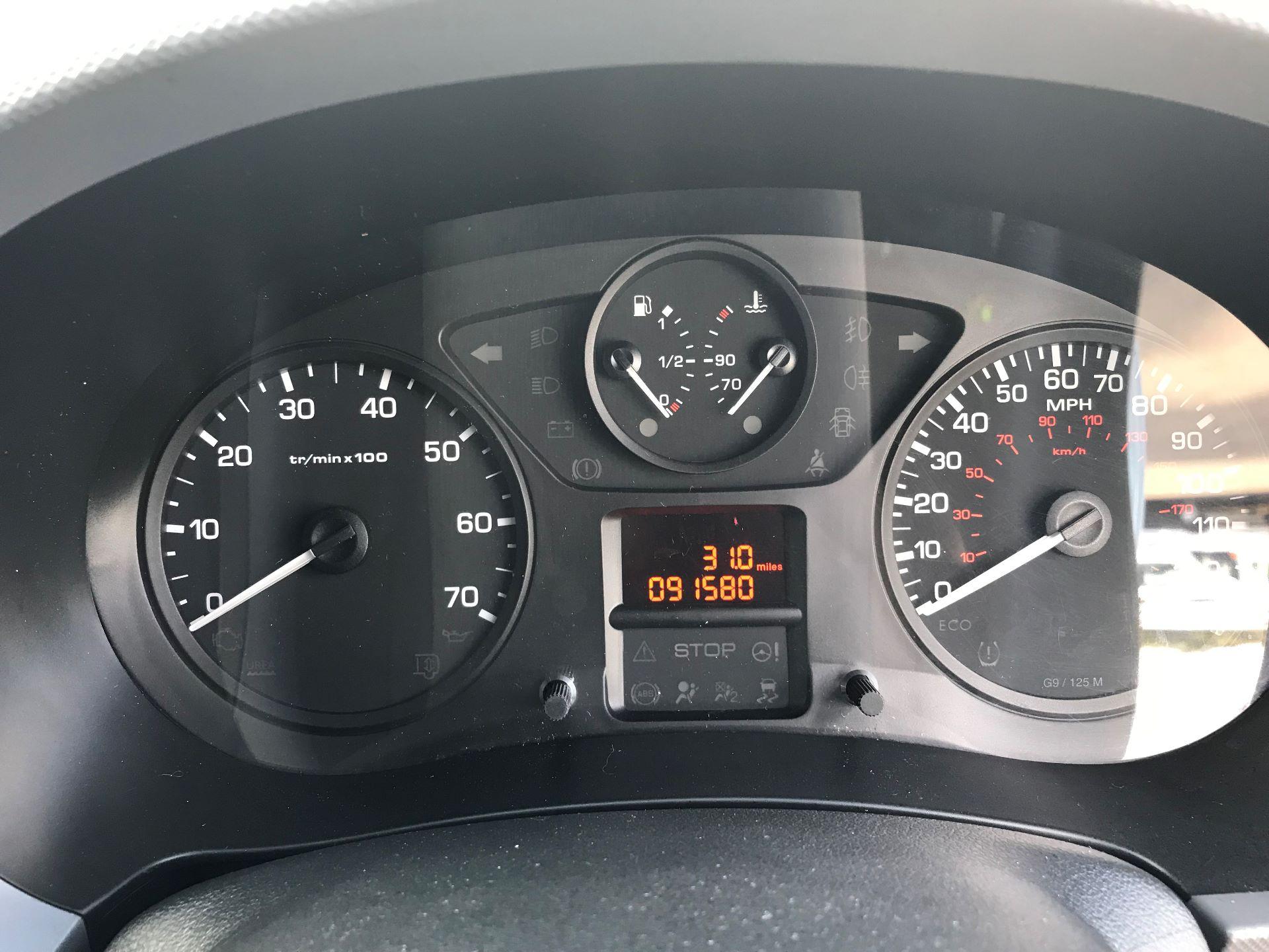 2016 Peugeot Partner L1 850 S 1.6 92PS [SLD] EURO 5 (NU66NVC) Image 21