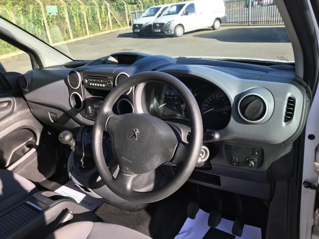 2016 Peugeot Partner L1 850 S 1.6 92PS [SLD] EURO 5 (NU66NVJ) Image 16