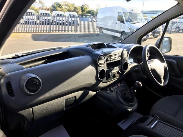 2016 Peugeot Partner L1 850 S 1.6 92PS [SLD] EURO 5 (NU66NVJ) Image 15