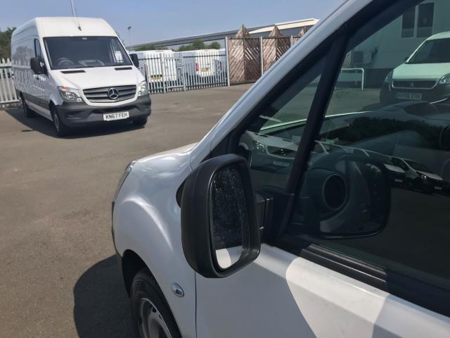 2016 Peugeot Partner  L2 715 S 1.6 92PS CREW VAN EURO 6 (NU66UXZ) Image 14