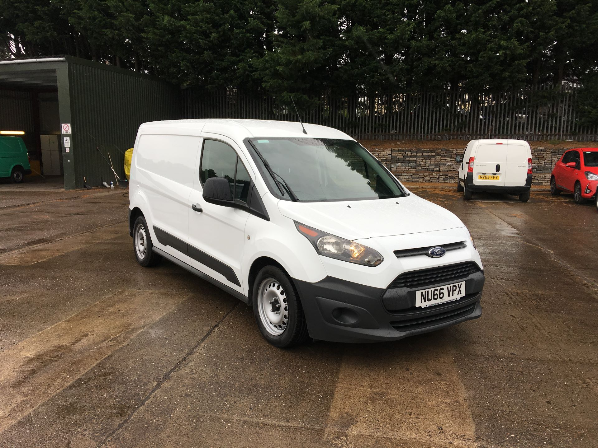 2016 Ford Transit Connect 210 L2 DIESEL FWD 1.5 TDCI 75PS EURO 5 (NU66VPX)