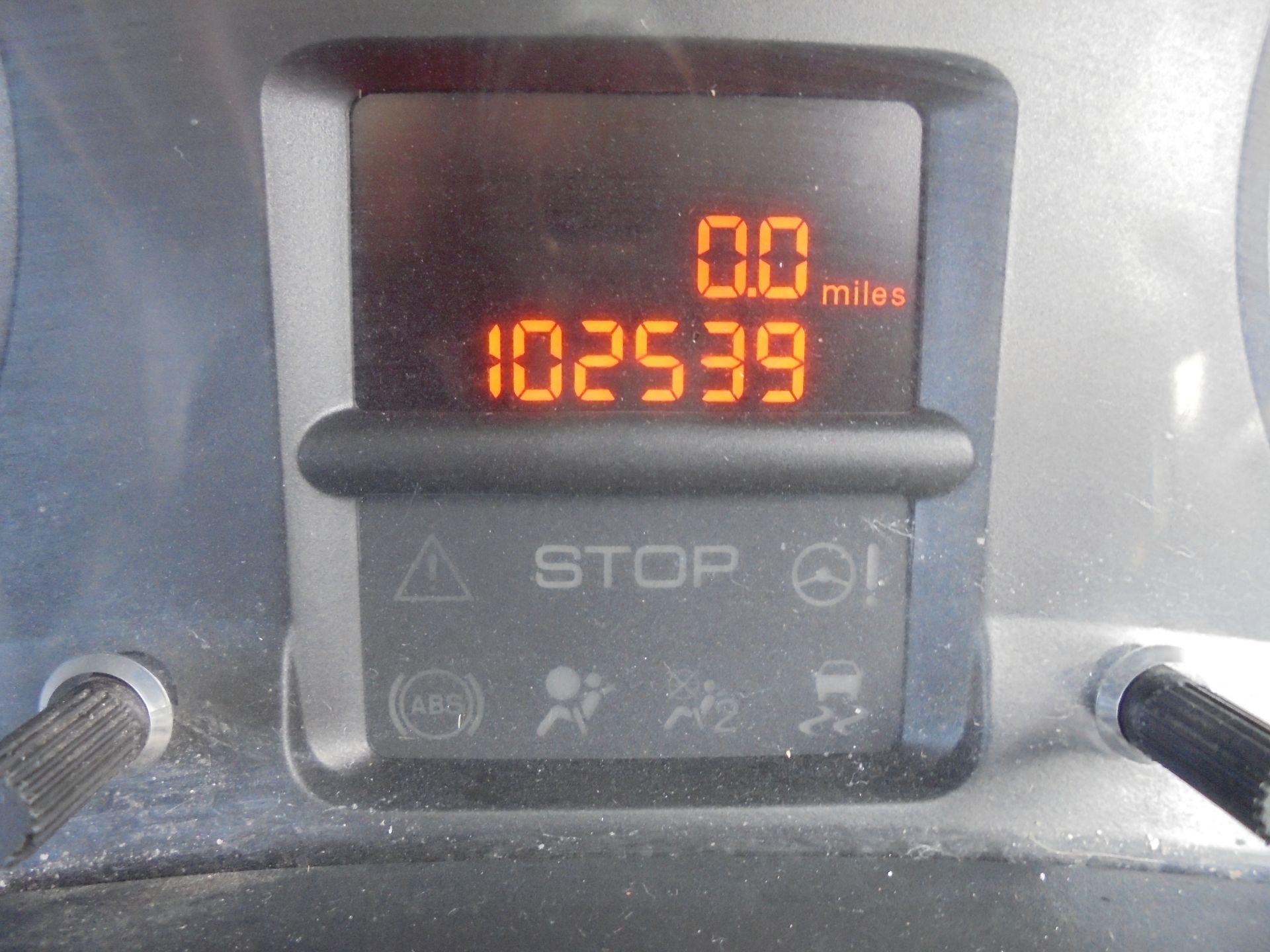 2016 Peugeot Partner 850 S 1.6 Hdi 92 Van [Sld] (NU66VWW) Image 10