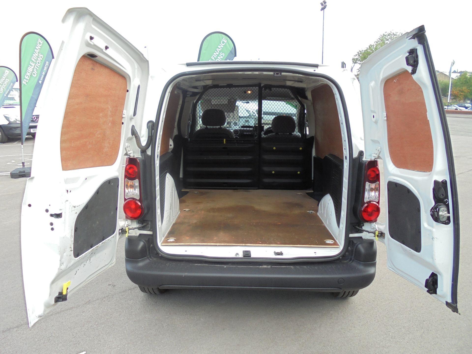 2016 Peugeot Partner 850 S 1.6 Hdi 92 Van [Sld] (NU66VWW) Image 18