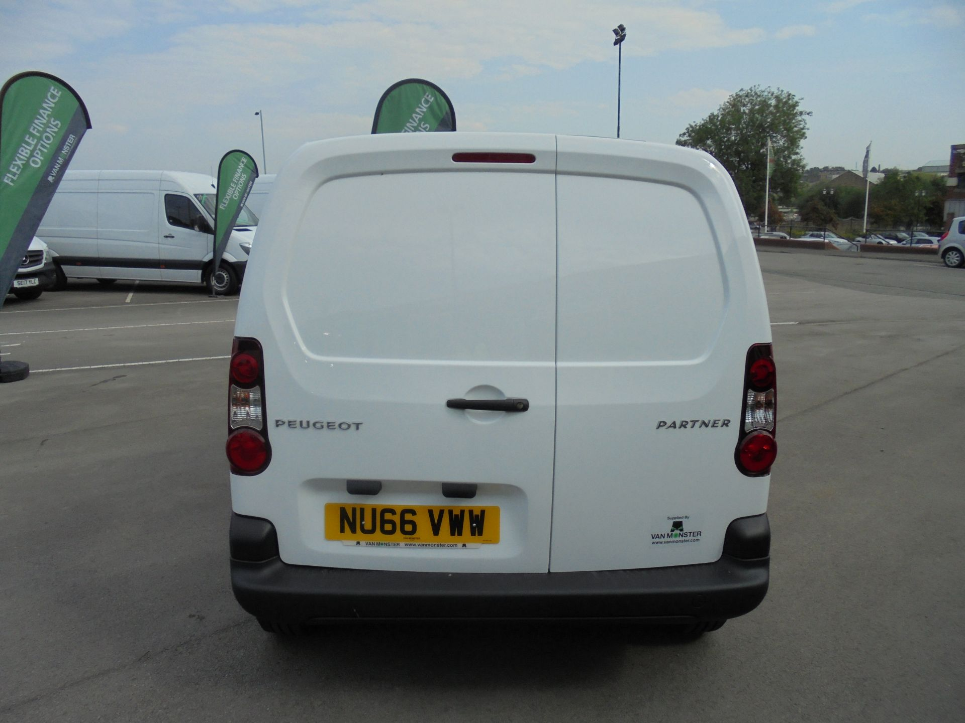 2016 Peugeot Partner 850 S 1.6 Hdi 92 Van [Sld] (NU66VWW) Image 6