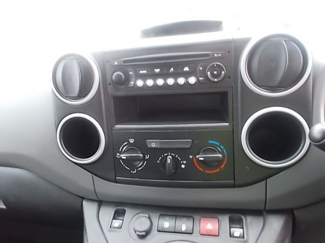 2016 Peugeot Partner L1 850 S 1.6 92PS [SLD] EURO 5 (NU66WKO) Image 17