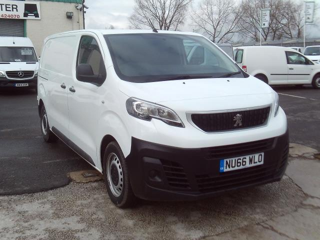 2016 Peugeot Expert 1000 1.6HDI Blue S 95ps (NU66WLO)