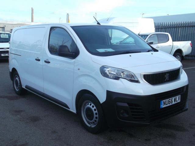 2016 Peugeot Expert 1000 1.6 Bluehdi 95 S Van (NU66WLV)