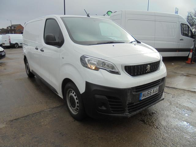 2016 Peugeot Expert 1000 1.6 Bluehdi 95 S Van (NU66XJJ)
