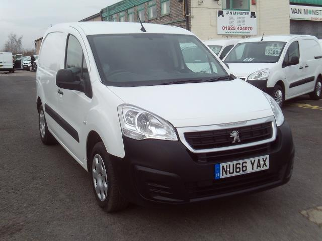2016 Peugeot Partner 850 1.6HDI 100ps Professional (NU66YAX)