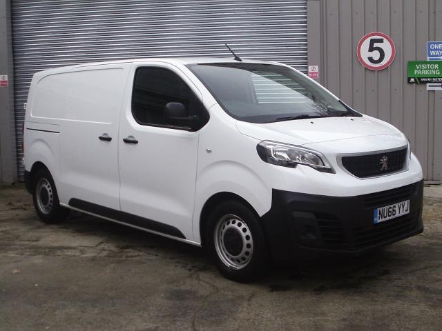 2016 Peugeot Expert 1000 1.6 Bluehdi 95 Professional Van (NU66YYJ)